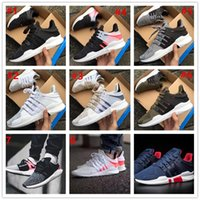 Wholesale Deep Blue Rhinestones - New 2017 EQT Support ADV Primeknit 93 Zebra Boost Women Men Running Shoes Primeknit 93 Fashion Casual Sports Sneakers Size EUR 36-44