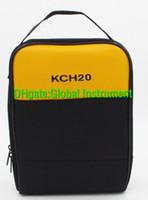 Wholesale Network Multimeter - Soft Case Bag Use For Multimeter Clamp Meter Process Meter Thermometer Networks,For Fluke Hioki Sanwa Kyoritsu Victor Uni-T Mastech Big Size