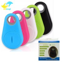 ingrosso telecamera universale remota-Bluetooth Anti-Perso Allarme Pet GPS Tracker fotocamera scatto remoto Itag allarme autoscatto bluetooth 4.0 per Iphone 6 7 8 X Samsung s6 S7 S8 S9