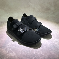 Wholesale Thanksgiving Sock Sales - Free Shipping 2017 Womens Mens Air Sock Racer OG Ultra racer shoes Race Running Shoes for sale Come With Shoes Box