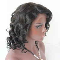 Wholesale Best Price Full Lace Wigs - Best Selling Cuticles Remy Hair Tangle Free full lace front lace wigs Wholesale Factory Price curly human hair wig