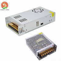Wholesale Driver 12v - led power supplies 30A 25A 20A 15A 12.5A 10A 8.5A 6.5A 5A 2A 12V led power supply drivers High Quality