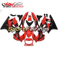 Wholesale 98 F3 - Motorcycle Injection Fairings For Honda CBR600 F3 97 98 1997 1998 ABS Plastic Fairing Kit Bodywork Fitting Black Red New Cowling