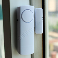 Wholesale Wireless Magnetic Sensor Door Window Entry car Safety Security Burglar Alarm Bell Po