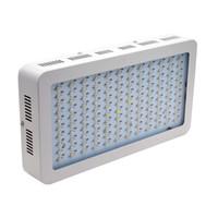 kırmızı mavi hidrofonik büyüyen ışıklar toptan satış-Büyük Armatür LED Işıkları Büyümek 300 W 100 adet Epistar 3 W LED Tam Spektrum 9 Bant Kırmızı Mavi Beyaz UV IR topraksız Bitki Büyüyen ışıklar