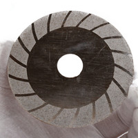 """Wholesale Disc For Grinding Wheel - 4"""" Electroplated Diamond Saw Blade Cutting Wheel Grinding Disc For Angle Grinder #G205M# Best Quality"""