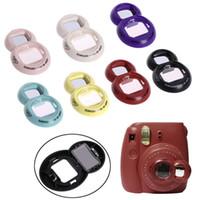 lente de cerca al por mayor-Close UP Lens Autorretrato Espejo para Fuji Fujifilm Instax Mini 7/8 Selfie Newest
