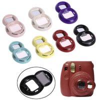 yakın objektifler toptan satış-Fuji Fujifilm Instax Mini 7/8 Selfie Yeni için Lens Öz Portre Ayna Kadar Yakın