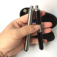 Yocan Evolve skillet V Wax vape Pen kit eleronic cigarette Dry Herb Starter Kit 650mah bateria eGo 510 Thread Quartz Coil