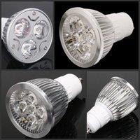12w e26 führte punktlicht großhandel-CREE 9W 12W 15W führte Scheinwerferbirnen Licht E27 E26 B22 MR16 GU10 führte Dimmable Lichter Lampe Wechselstrom 110-240V / 12V