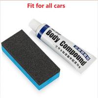 Wholesale Wax Scratch Repair - Car Body Compound Scratch Paint Care Auto Polishing&Grinding Compound chevrolet Malibu Silverado impala Cruze aveo captiva lacetti