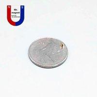 neodymmagneten n35 3mm großhandel-Kleiner Reis 2x2 des heißen Verkaufs 2mm x 2mm des Reises für artcraft D2x2mm Seltenerdmagnet D2 * 2mm 2x2mm Neodymmagneten 2 * 2mm freies Verschiffen 2 * 2