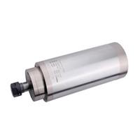 wassergekühlte cnc spindel großhandel-Hohe Qualität ER20 400 HZ 3kw wassergekühlte cnc router 24000 rpm cnc spindelmotor 3000 watt 10A