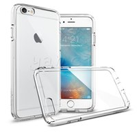 Wholesale Silicon Cover For Iphone - For Iphone 7 6S plus 5SE transparent TPU Gel Crystal Clear soft Silicon Case Back Cover For Samsung Note 7 galaxy S7 EDGE S6 clear cases