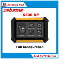 Wholesale Upgrade Engine - OBDSTAR X300 DP X-300DP PAD Tablet Key Programmer Full Configuration X300DP PAD One Key Upgrade