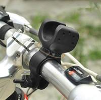 Wholesale Cycling Bracket - 360 Degree Rotated Cycling Grip Mount Bike Clamp Clip Bicycle Flashlight Bracket LED Flashlight Torch Holder