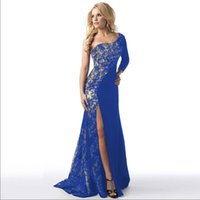 Wholesale Best Top Prom Dress - 2017new style Sexy lace Long skirt Dress Top class in stock special occasion dress 7 sizes for optional best choice