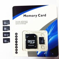 Wholesale 8gb Memory Card Reader - Micro tf Card 32GB 16GB 8GB 4GB Memory Card class 4 for Smartphone & E-readers Free Shipping