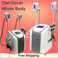 Wholesale Home Freezer - fat freezer lipo laser slimming machine home ultrasound therapy machine radio frequency cavitation portable skin tightening equipment