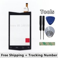 Wholesale Discovery V5 Screen - Wholesale- 100% QC PASS Touch Screen Digitizer Glass Panel For Discovery V5