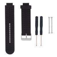 Wholesale Forerunner Garmin - Soft Silicone Smartwatch Band Watchband Replacement Smart Watch Strap Bracelet for Garmin Forerunner 230 235 630 220 620 735