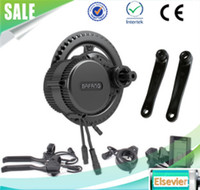 Wholesale Electric Conversion Bike - New Bafang BBS02B 48V 500W Ebike Motor with C965 LCD bafang mid drive Electric Bike conversion kits