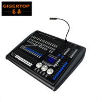 Wholesale Channel Display - TIPTOP Mini pearl Black Color Housing New Design! Mini Pearl 1024 DMX Lighting Controller LED Display 1024 Channels Cheap Price
