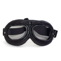 Wholesale Vintage Dustproof - Brand new high quality Motorcycle Goggles Vintage Dustproof ATV Motorbike Desert Riding Glasses Oculos Antiparras Gafas S08
