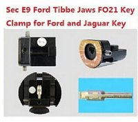 Wholesale Jaguar Part - SEC-E9 Key Cutting Machine Parts Ford Tibbe Jaws FO21 Key Clamps Special for Ford and Jaguar Key
