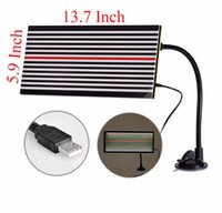 Wholesale Led Light Assembly Line - PDR Tools Paintless Dent Repair Tools Dent Removal Led Lamp Reflector Board Light Line Board Reflecion Board Herramentas