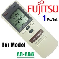 Wholesale Fujitsu Split - Wholesale- FUJITSU Split And Portable Air Conditioner Remote Control Replacement for Model AR-AB8