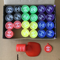 Wholesale Gag Shocker - 24pcs lot party Trick paint Spilled Paint Pot Barrel o Slime Fun Shocker Joke Gag Prank toy Oil ink slick Bucket with retail box