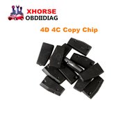 Original para VVDI Key Tool Transponder Chip 4D 4C Copiar Chip para XHORSE VVDI Key Tool 10pcs / lot