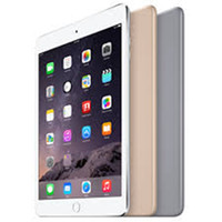 Wholesale Tablets Inches - Refurbished iPad mini 3 16GB 64GB 128G Cellular Original IOS Tablet A7 7.9 inch with Touch ID Tablet PC