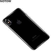ingrosso caso per iphone5 nuovo-Nuovo antiurto in silicone morbido tpu chiaro telefono copertura sottile coque per iphone x custodia per iphone5 5 s se / 6 6 s / 6 plus 6 splus / 7/7 plus shell