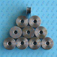 Wholesale household sewing machine parts - 10 SMALL BOBBINS FOR SINGER 29-1, 29-4, 29K CLASS SEWING MACHINES #8604 10PCS,household use,for SINGER,for domestic sewing machines