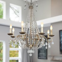 Retro Crystal Chandeliers Price Comparison Buy Cheapest Retro