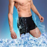 Wholesale Men Swimwear Big - Plus Size Swimwear XL- 4XL 5XL 6XL Big and Tall Mens Swimsuit Men's Swimming Trunks for Swimming Surf Shorts Fit Waist 66-130cm