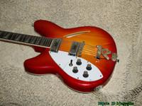 envío gratis zurdo guitarra al por mayor-12 Cuerdas para Zurdos 325 330 Guitarra Eléctrica Nueva Llegada Guitarras Al Por Mayor Envío Gratis