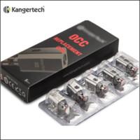 bobinas ssocc vs occ al por mayor-Auténtico Kanger Subtank Coils Bobinas verticales OCC 0.2 0.5 1.2 1.5 Ni 0.15ohm Subtank Mini bobina OCC para Subox Mini Nano vs SSOCC DHL Free