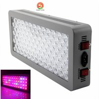 dhl ışıklar büyür toptan satış-DHL Gelişmiş Platin Serisi P300 300w 12-band LED Grow Işık AC 85-285V Çift led - ÇİFT VEG ÇİÇEK FULL SPECTRUM Led lamba aydınlatma