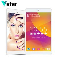 Wholesale Cheap Kids Touch Screen Tablets - Teclast P80H Cheap Tablet PC Android For Kids 8 inch Capacitive Touch Screen MTK8163 Quad Core 1GB 8GB GPS 2.0MP