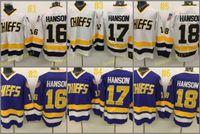 Wholesale Men Winter Jack - Charlestown CHIEFS #16 Jack Hanson 2017 Winter Classic (1) 2017 NHL Hockey Jerseys Ice Winter Home Away Jersey Stitched Drop Shipping