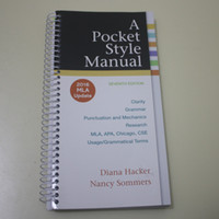 Wholesale Pocket Books - A pocket style manual 2016 MLA Update 978-1319083526 Ship out in 24hours!