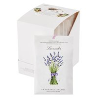 Wholesale Small Flower Car - Lavender Rose Scented Sachets Bags Home Fragrances for Drawer Closet Car Hang Available Small Air Freshener Best Gift 12 Packs