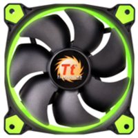 Wholesale blue led fan case - ThermalTake 14cm fan Riing 140 LED BLUE GREEN ORANGE RED WHITE YELLOW for computer case