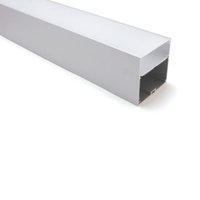 Wholesale Profile Ceiling - 10 X 1M sets lot New arrival aluminium led profile and Super wide U alu extrusion for ceiling or pendant lamps