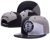 Wholesale Nets Snapbacks - Wholesale Brooklyn Adjustable Nets Jeremy Lin Snapback Hat Thousands Snap Back Hat For Men Basketball Cap Cheap Hat men women Baseball Cap