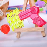 Wholesale Toy Fist Gun - 2017 Kids Funny Toy Magic Elastic Fist Gun Prank Toys