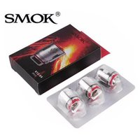 Wholesale King Baby Wholesale - Smok TFV12 Coils Head Replacement TF-T12 T6 X4 Q4 Temperature Control Coil For TFV12 Cloud Beast King VS TFV8 TFV4 and Baby Coils
